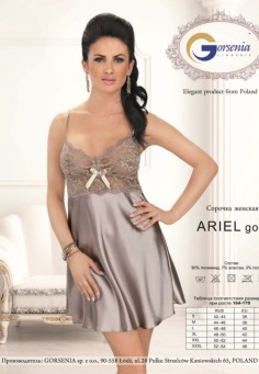 ariel gold