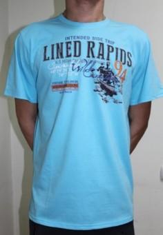 1892 LINED RAPIDS голубой